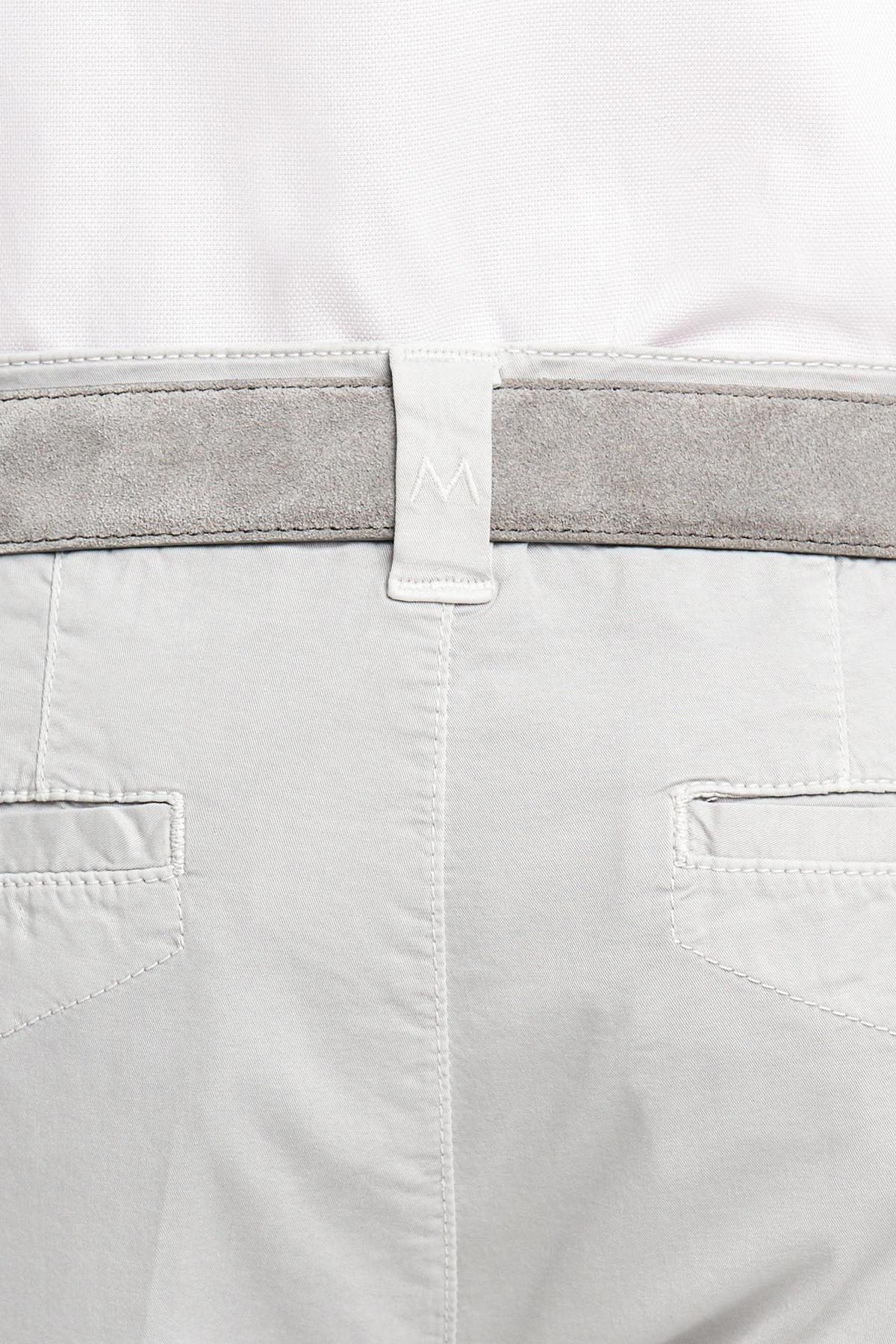 Gri Yazlık Chino Pantolon
