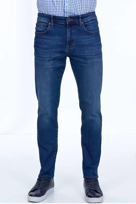 Açık Mavi 5 Cep Denim Pantolon