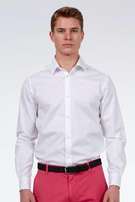 Beyaz Non Iron Business Gömlek