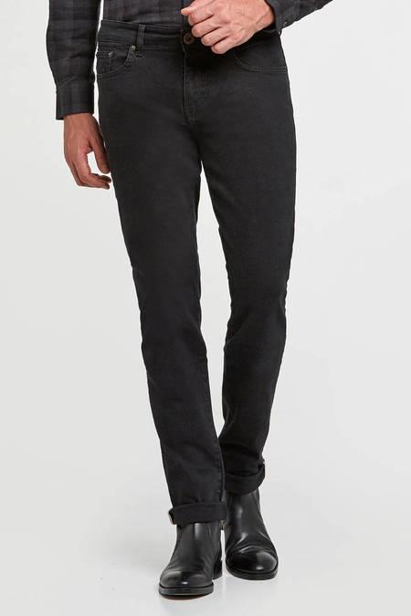 Koyu İndigo Slim Fit Denim Pantolon