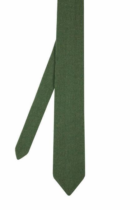 Yeşil Örgü Kravat